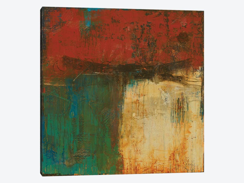 Red Sky At Night I by Liz Jardine 1-piece Canvas Wall Art