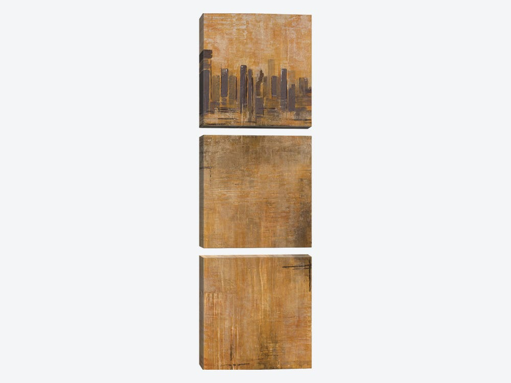 Skyline Series II 3-piece Canvas Art