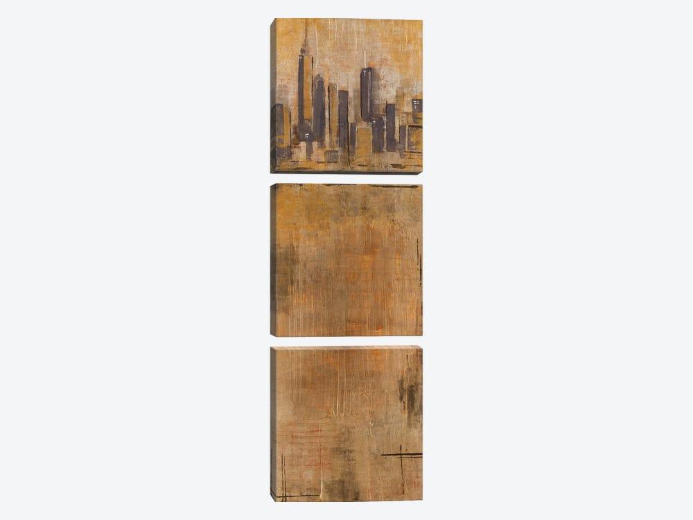 Skyline Series III by Liz Jardine 3-piece Art Print