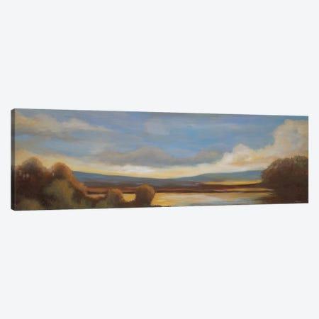 Somewhere in The Distance Canvas Print #JAR240} by Liz Jardine Canvas Print