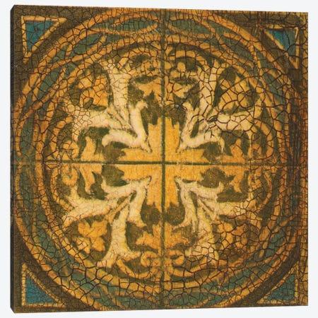 Spanish Tiles II 3-Piece Canvas #JAR241} by Liz Jardine Canvas Print