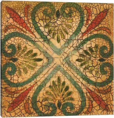 Spanish Tiles VI Canvas Art Print