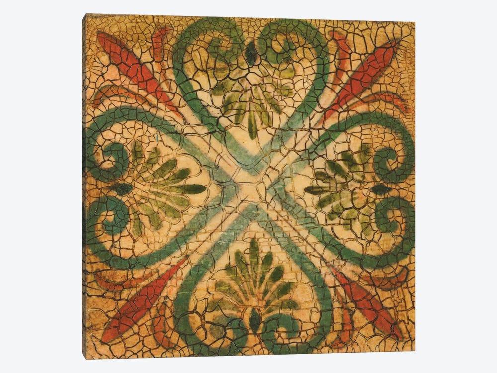Spanish Tiles VI by Liz Jardine 1-piece Canvas Print