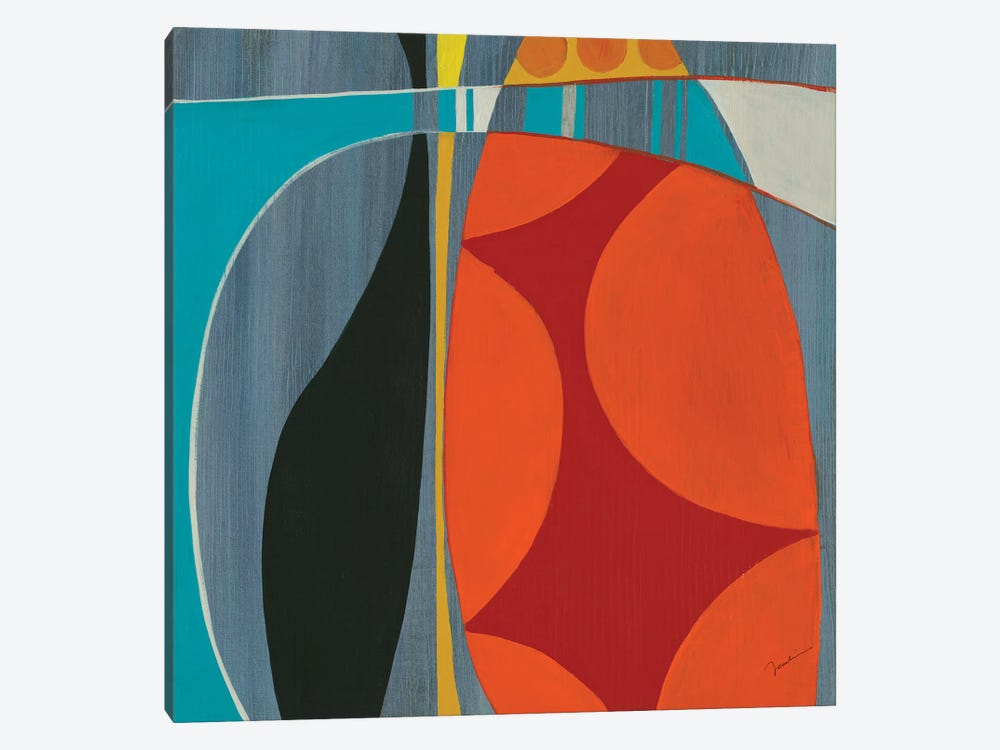 Transistor I by Liz Jardine 1-piece Canvas Art Print