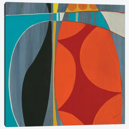 Transistor I Canvas Print #JAR244} by Liz Jardine Canvas Art