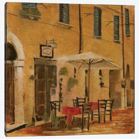 Trip Around The World III Canvas Print #JAR246} by Liz Jardine Canvas Artwork