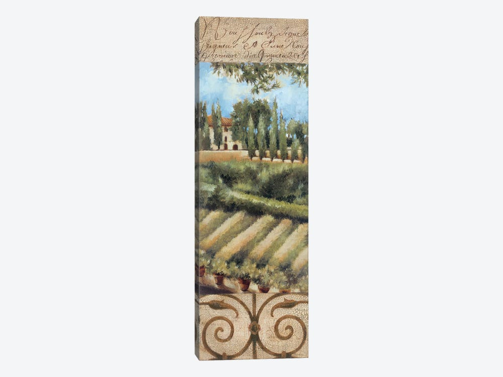 Tuscany Villa I by Liz Jardine 1-piece Canvas Wall Art