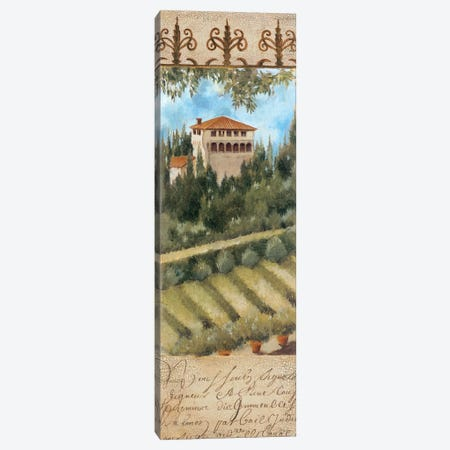 Tuscany Villa II Canvas Print #JAR250} by Liz Jardine Canvas Artwork
