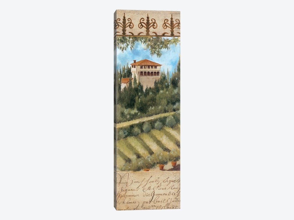 Tuscany Villa II by Liz Jardine 1-piece Canvas Wall Art