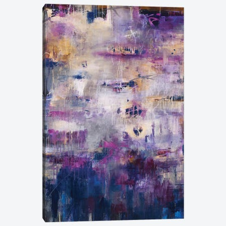 Culture Clash Canvas Print #JAR259} by Liz Jardine Canvas Wall Art