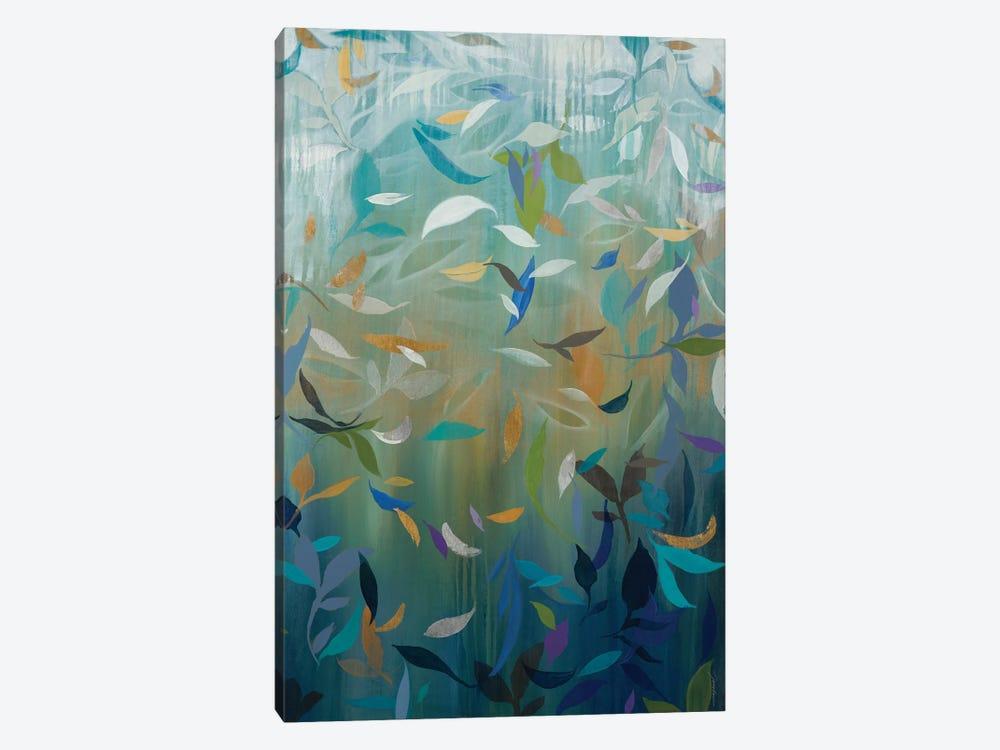 Falling Leaves by Liz Jardine 1-piece Canvas Art
