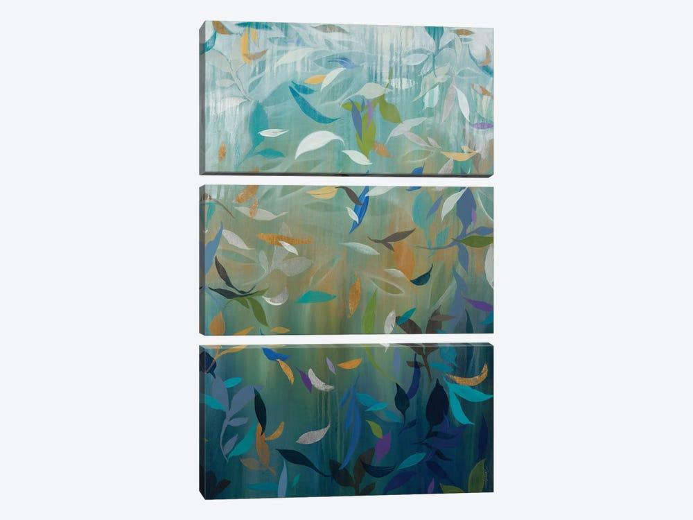 Falling Leaves by Liz Jardine 3-piece Canvas Art