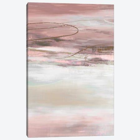 Geo Cache in Pale  Canvas Print #JAR268} by Liz Jardine Art Print