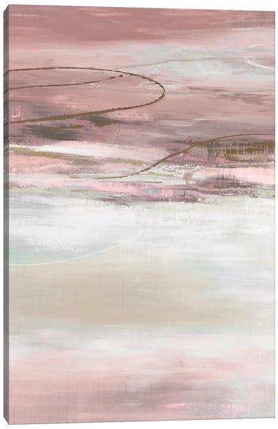 Geo Cache in Pale  Canvas Art Print