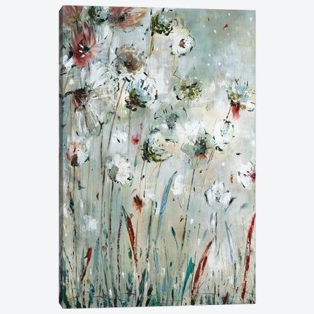 Night Flowers Canvas Print #JAR271} by Liz Jardine Canvas Art