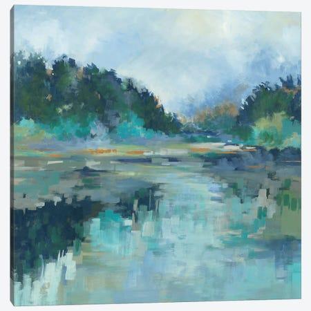 Peaceful Space Canvas Print #JAR272} by Liz Jardine Canvas Artwork