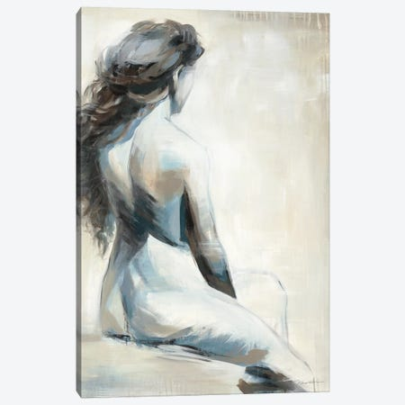 Song on the Wind 3-Piece Canvas #JAR275} by Liz Jardine Art Print