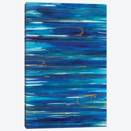 Waterworld 3-Piece Canvas #JAR277} by Liz Jardine Canvas Art Print