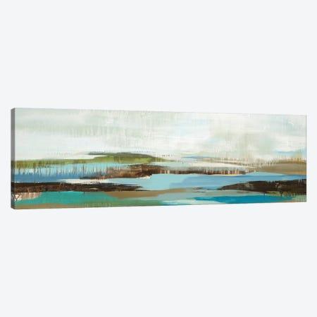 Back Beach Road Canvas Print #JAR283} by Liz Jardine Canvas Art Print