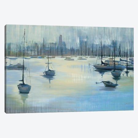 Dropping Anchor Canvas Print #JAR285} by Liz Jardine Canvas Artwork