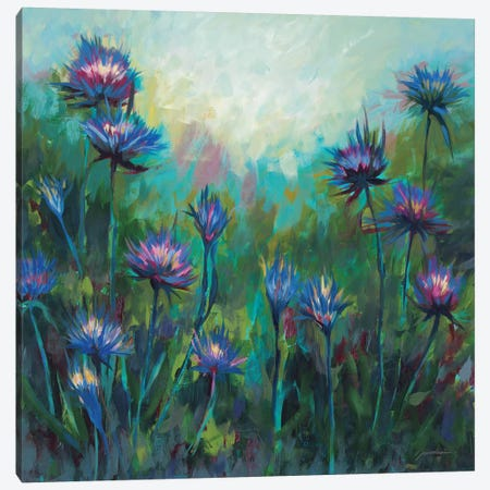 Fertile Imagination Canvas Print #JAR286} by Liz Jardine Canvas Art