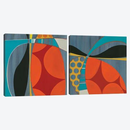 Transistor Diptych Canvas Print Set #JAR2HSET003} by Liz Jardine Canvas Art
