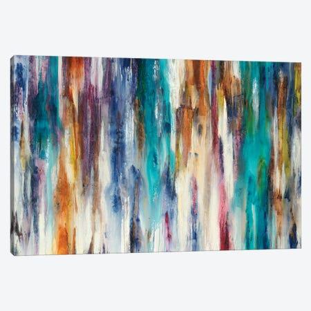 Shape Shifting Canvas Print #JAR306} by Liz Jardine Art Print