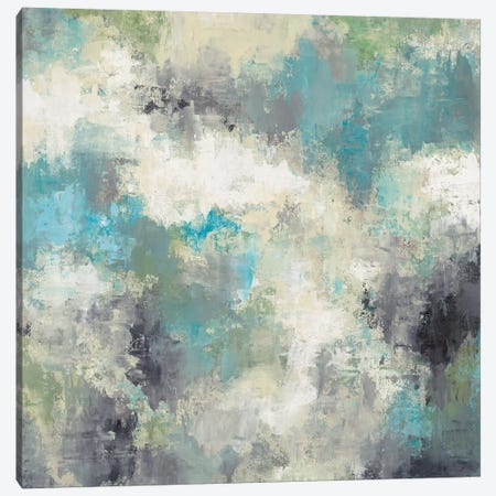 Cloud Layers Canvas Print #JAR30} by Liz Jardine Canvas Art