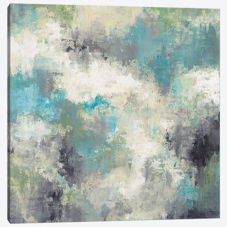 Cloud Layers Canvas Print #JAR30} by Liz Jardine Canvas Art