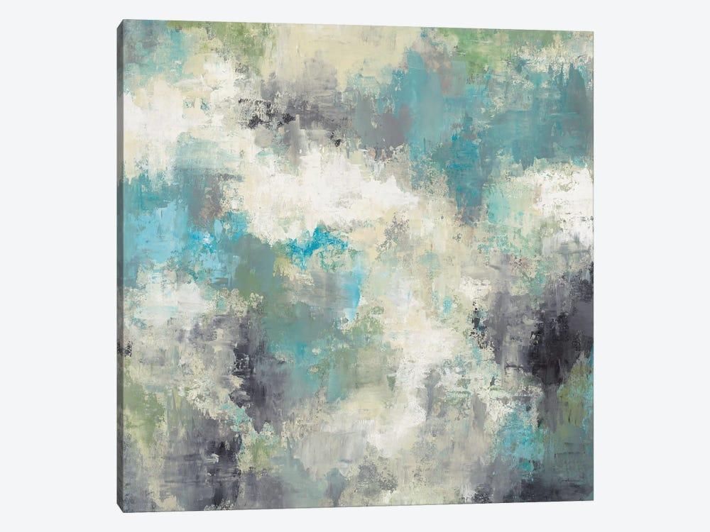 Cloud Layers by Liz Jardine 1-piece Canvas Artwork