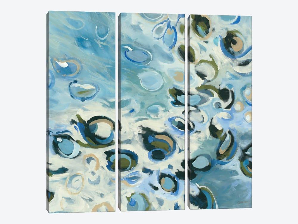 Washed Ashore by Liz Jardine 3-piece Canvas Art Print