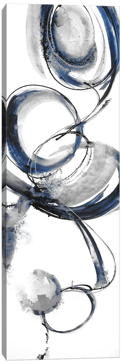 Calligraphy V9 Canvas Art Print