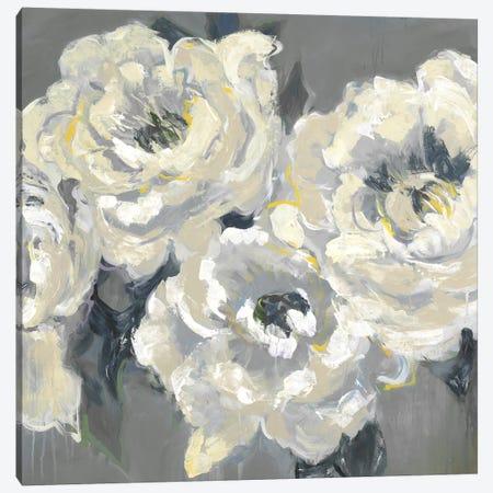 Gardenias V1 Canvas Print #JAR318} by Liz Jardine Canvas Print