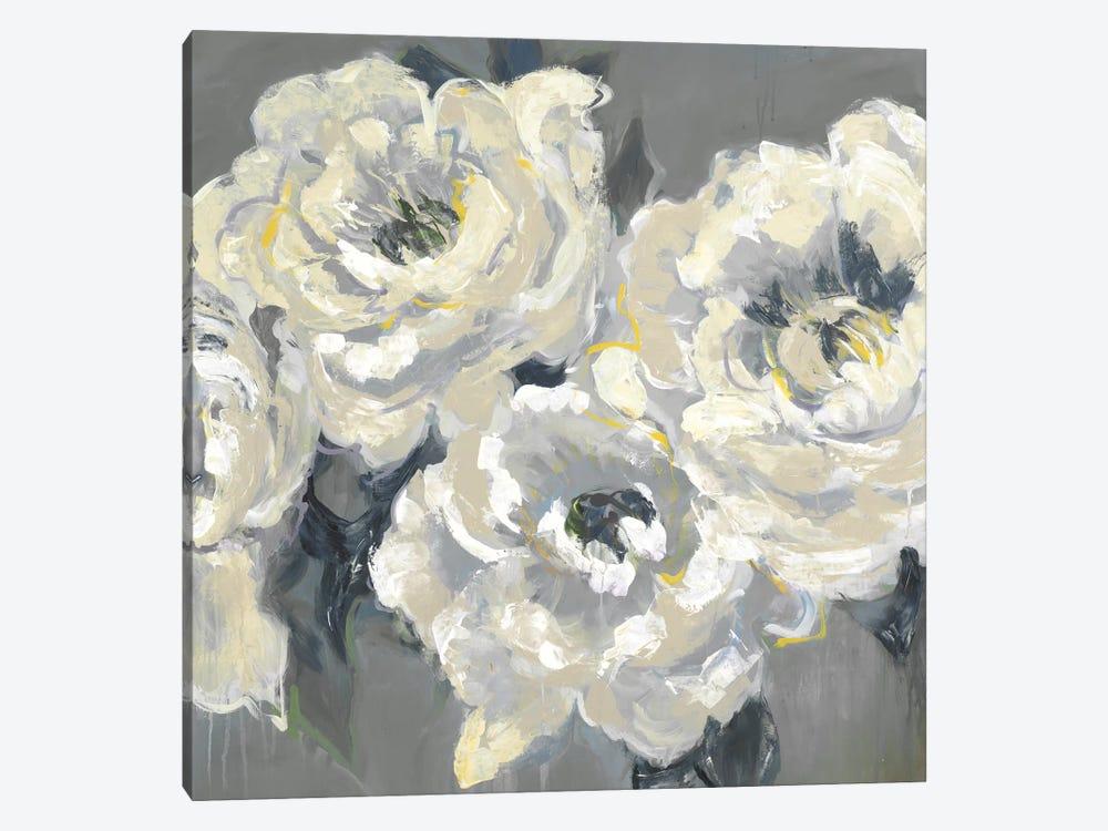 Gardenias V1 by Liz Jardine 1-piece Canvas Art Print