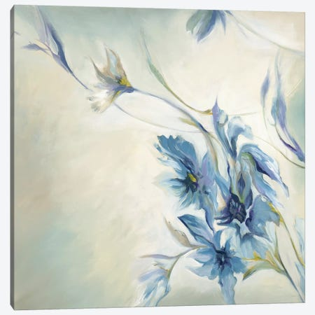 Gone With The Wind Canvas Print #JAR320} by Liz Jardine Canvas Art