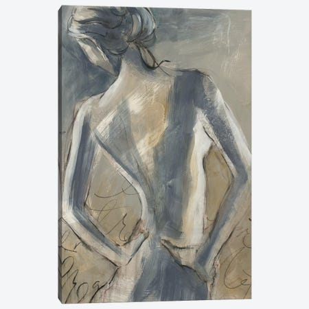 The Dance Canvas Print #JAR330} by Liz Jardine Art Print