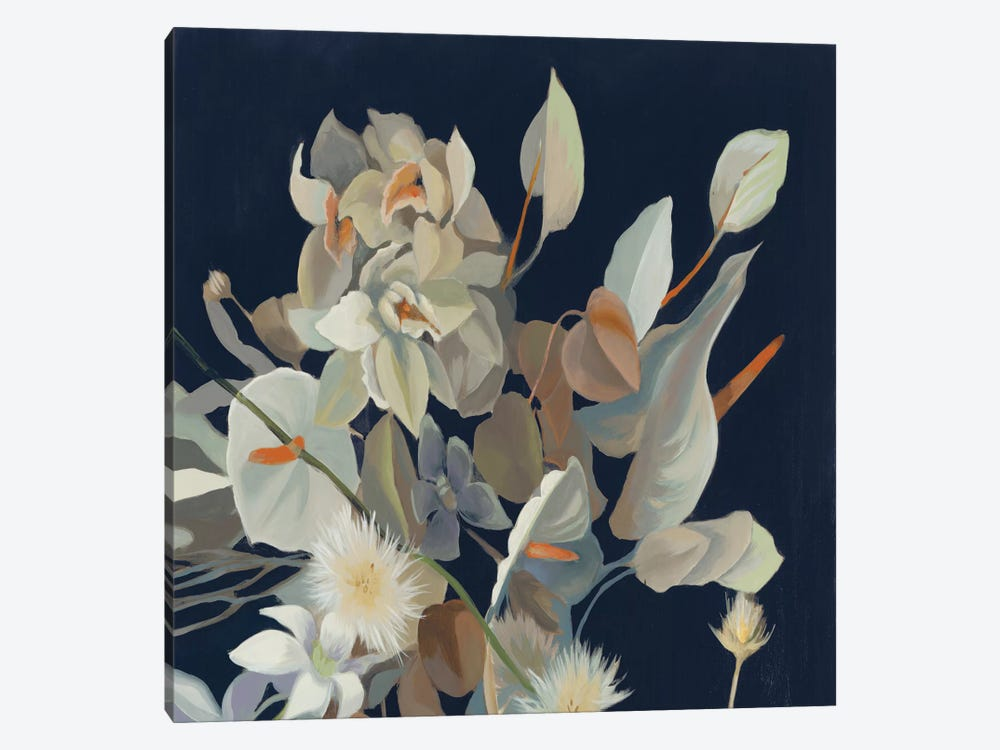 Turn a New Leaf V2 by Liz Jardine 1-piece Canvas Art