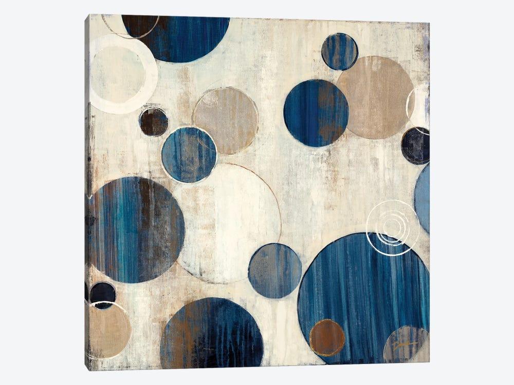 Cool Bubbles by Liz Jardine 1-piece Art Print
