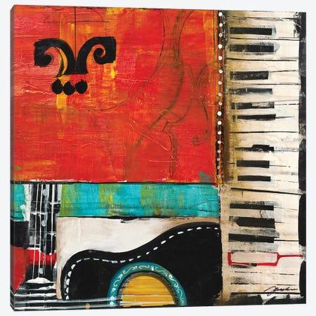 Sheet Music IV Canvas Print #JAR341} by Liz Jardine Canvas Art