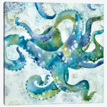 Sea Creature Canvas Print #JAR347} by Liz Jardine Art Print