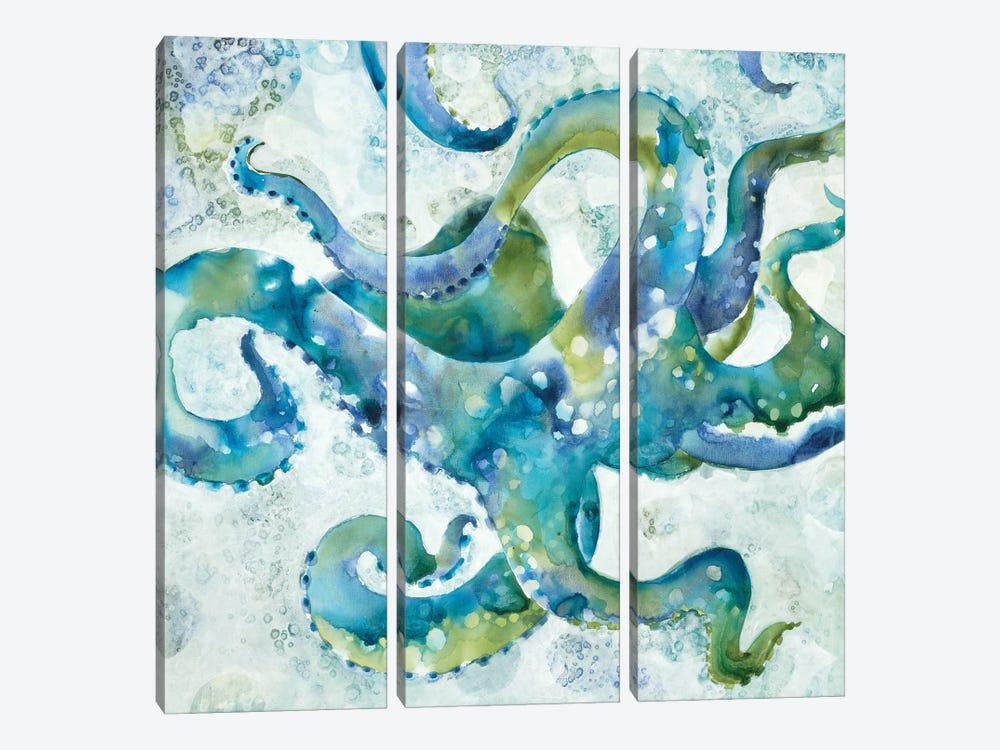 Sea Creature by Liz Jardine 3-piece Art Print