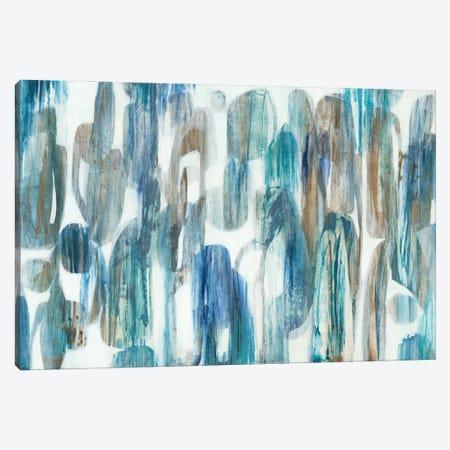 The Shape Of Things Canvas Print #JAR348} by Liz Jardine Canvas Art