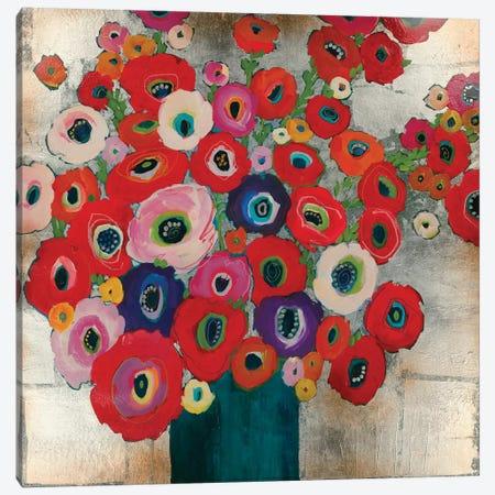 Cotton Candy Canvas Print #JAR34} by Liz Jardine Canvas Art Print