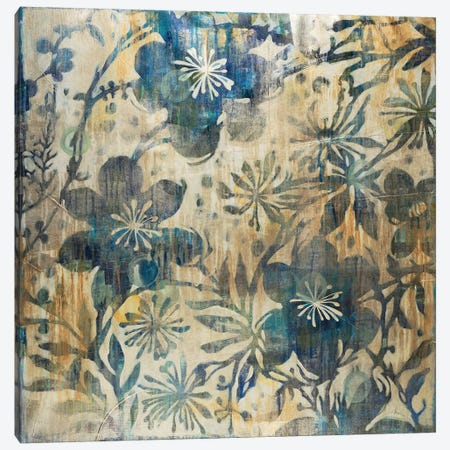 Daisy Chain Canvas Print #JAR35} by Liz Jardine Art Print