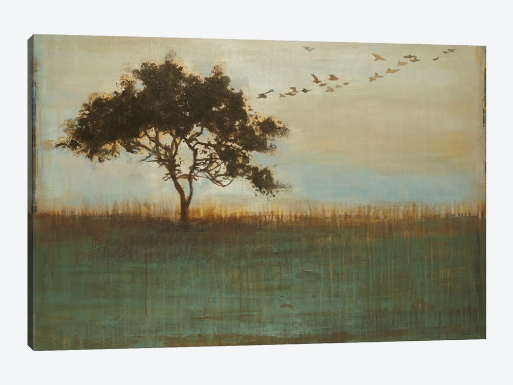 A Fleeting Glimpse by Liz Jardine 1-piece Canvas Wall Art