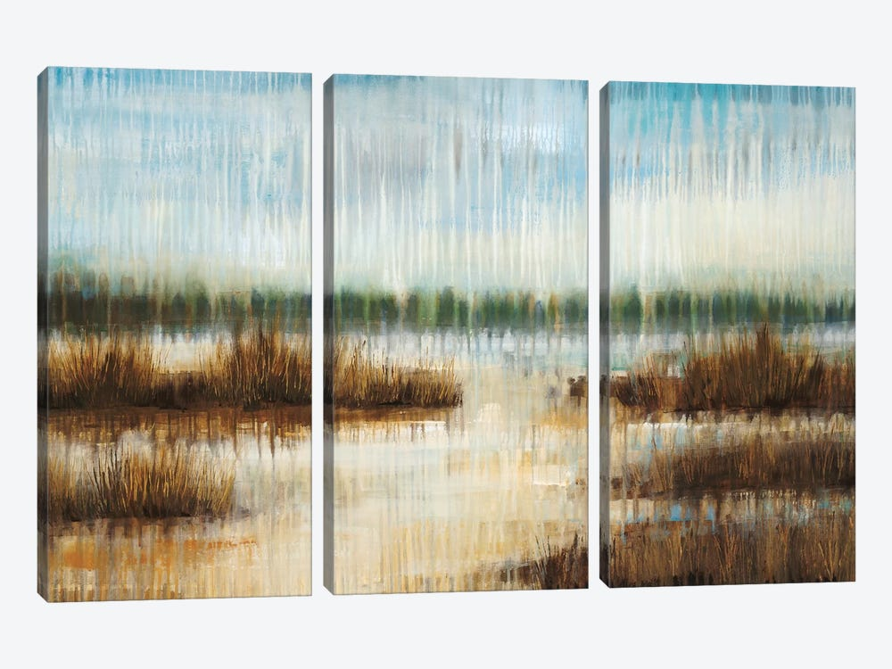 Early Morning Mist by Liz Jardine 3-piece Canvas Artwork