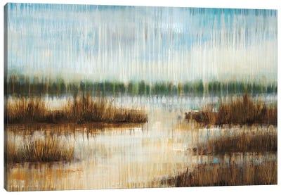 Early Morning Mist Canvas Art Print