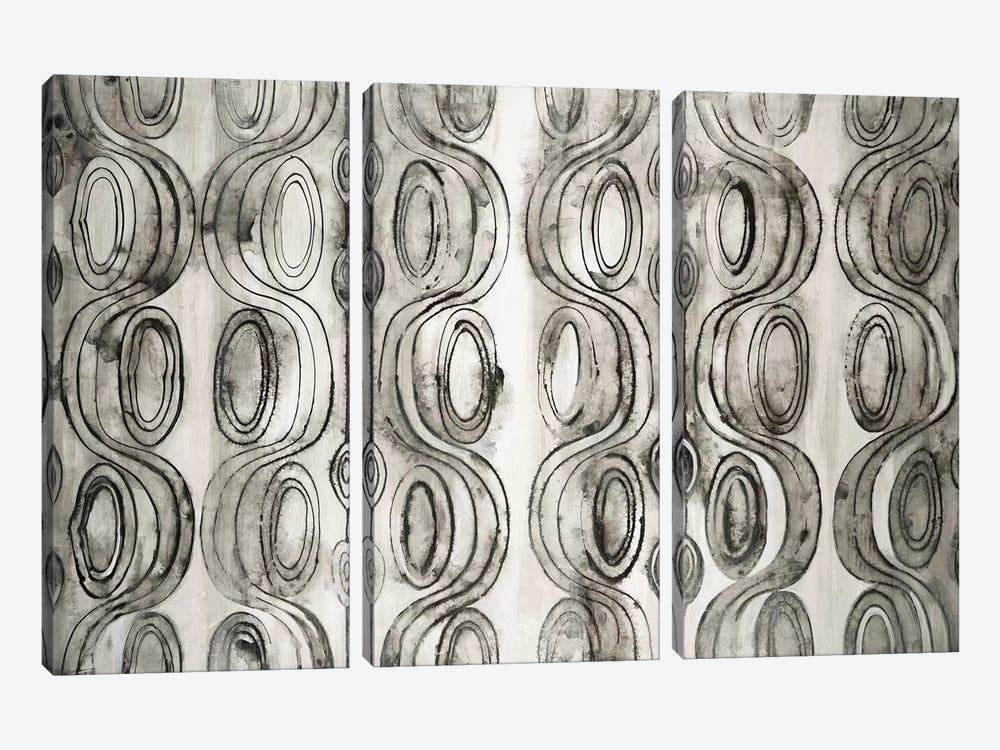 Entwined by Liz Jardine 3-piece Art Print