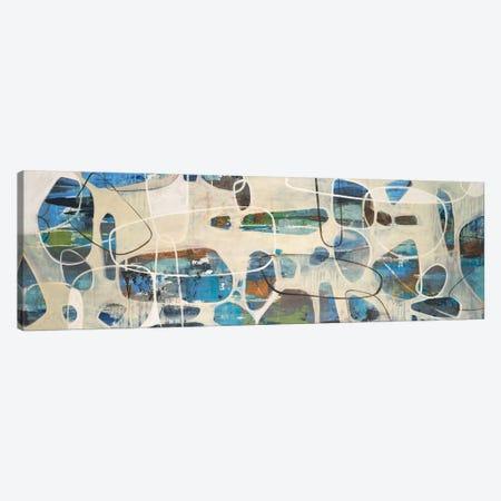 Flintstones Canvas Print #JAR49} by Liz Jardine Canvas Print