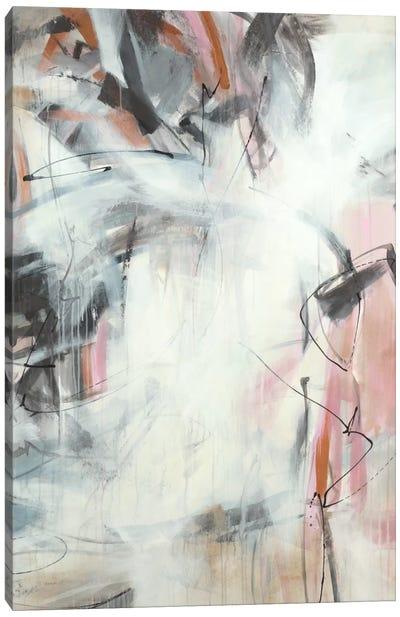 A la Mode Canvas Art Print